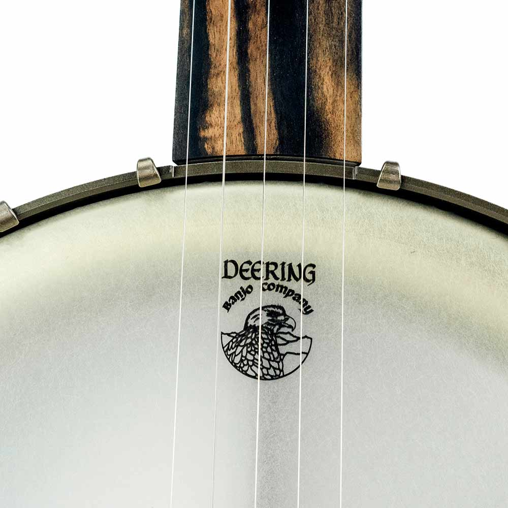 Vega Vintage Star banjo - neck and pot straight
