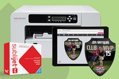 "SAWGRASS Virtuoso SG800 11"" x 17"" Sublimation Printer w/ SubliJet HD Cartridge"