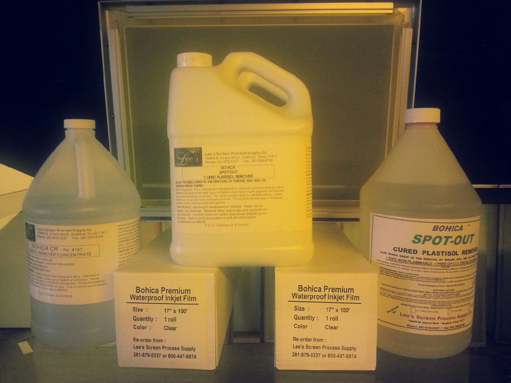 BOHICA SPOT OUT REMOVER