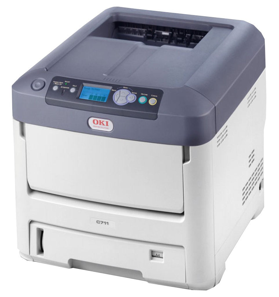 b75a288e OKI 711WT White Toner LED Transfer Printer – leessupply.com