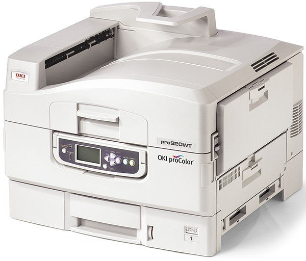 OKI ProColor 920WT LED White Toner Transfer Printer