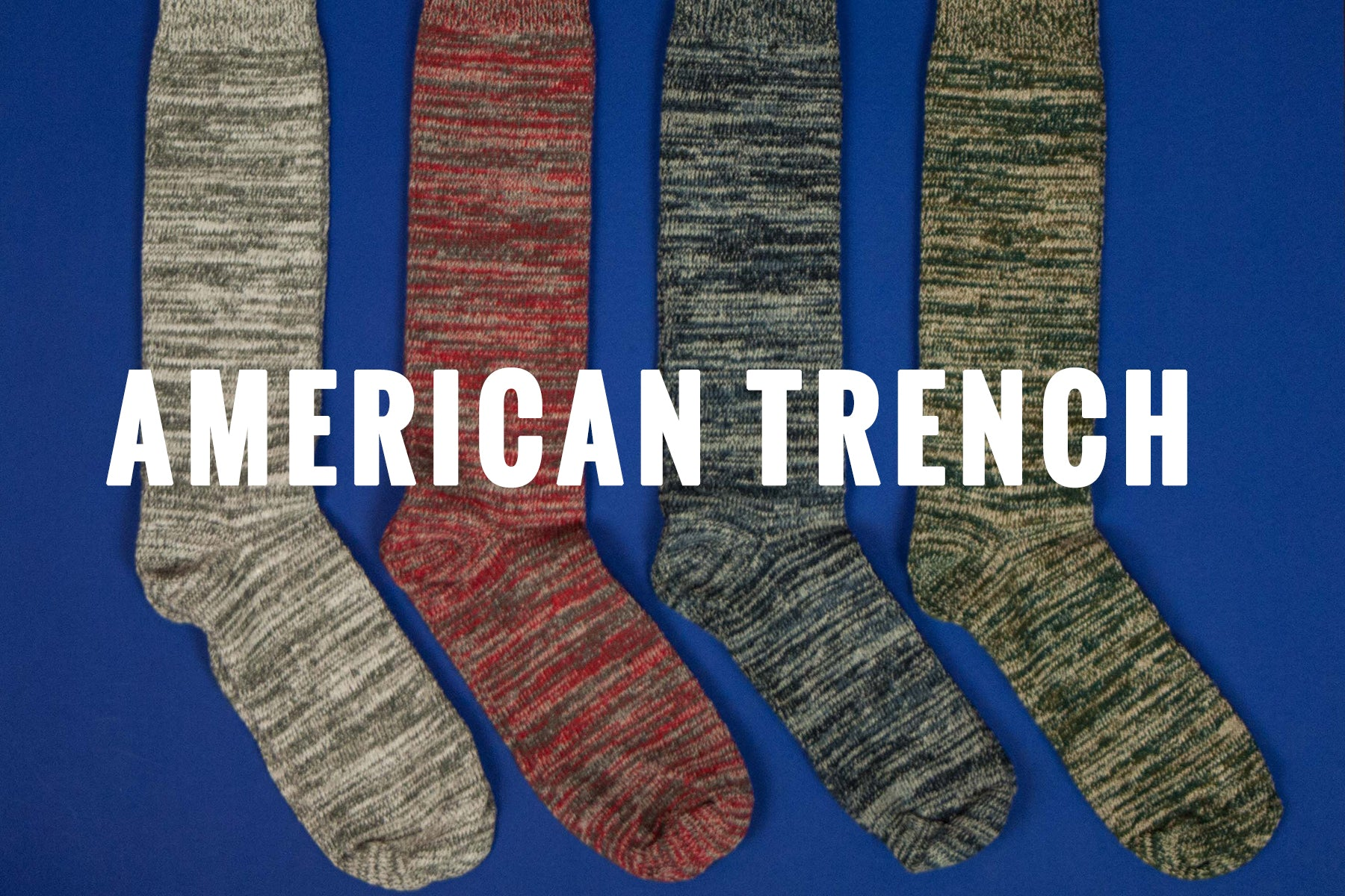 AMERICAN TRENCH AT THE LODGE- MADE IN USA