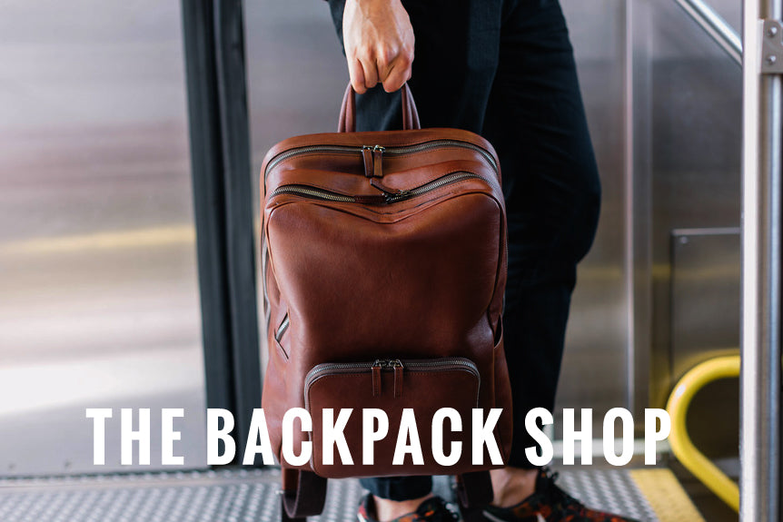 BACKPACK SHOP AT THE LODGE MAN SHOP