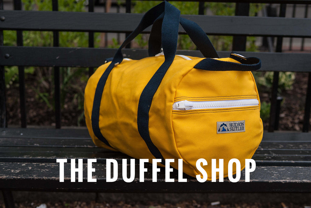 THE DUFFEL BAG SHOP AT THE LODGE