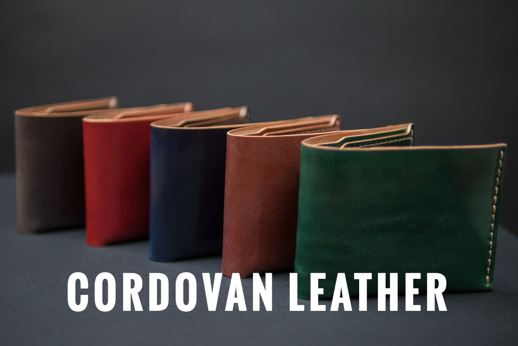 Cordovan Leather at The Lodge
