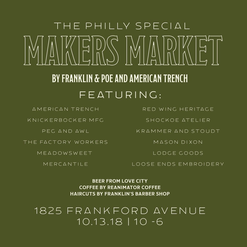 Philly Special Makers Market
