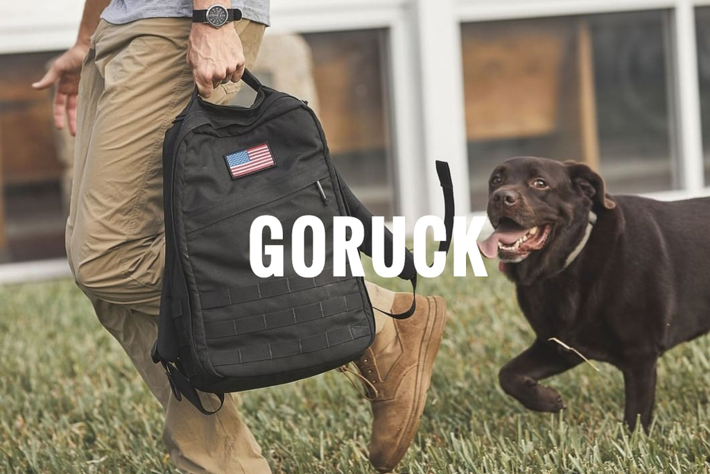 GORUCK AT THE LODGE