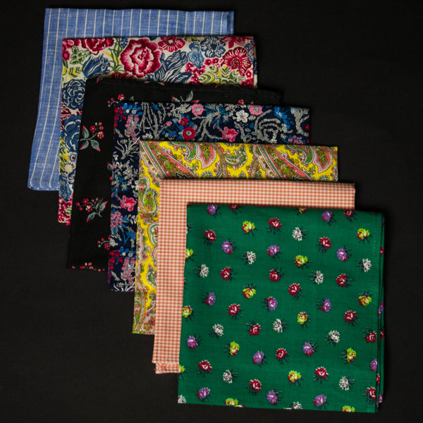 General Knot Pocket Squares at The Lodge