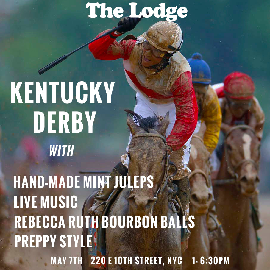 The Kentucky Derby at The Lodge Man Shop