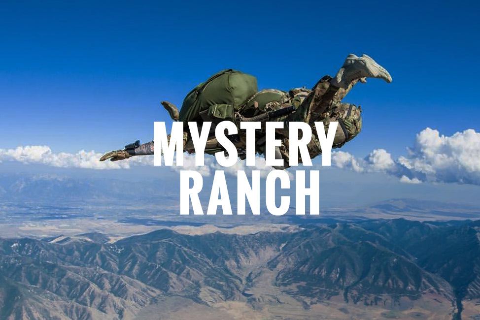 Mystery Ranch at The Lodge