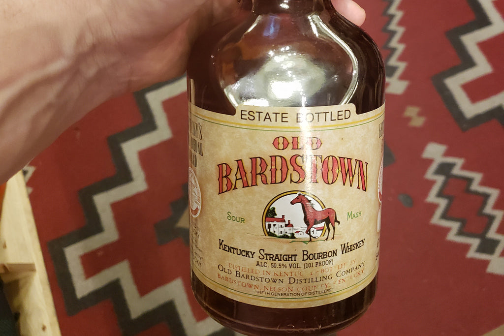 Old Bardstown Bourbon Whiskey at The Lodge