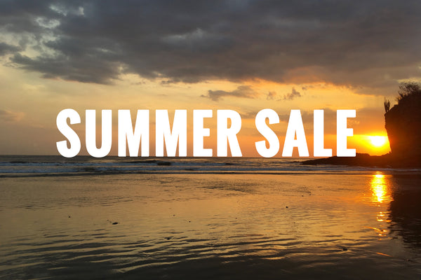 Summer Sale at The Lodge Man Shop