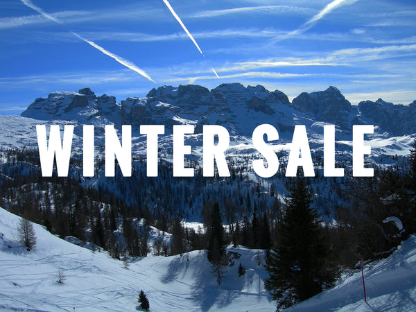 Winter Sale at The Lodge Man Shop