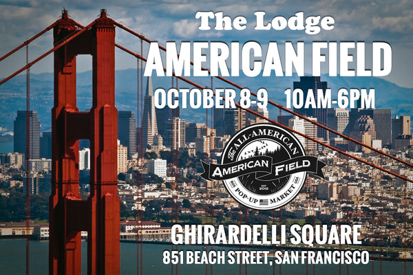 The Lodge at American Field San Francisco 2016