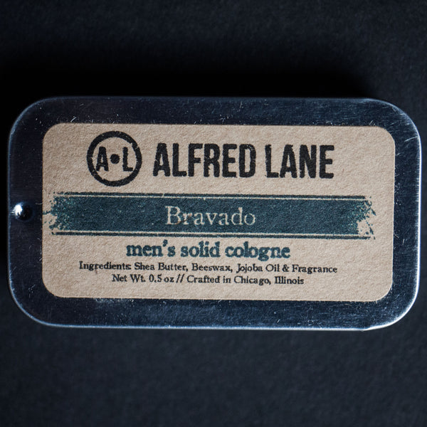 Alfred Lane Bravado Solid Cologne at The Lodge