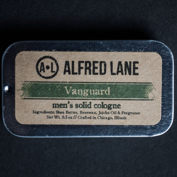 Alfred Lane Vanguard Solid Cologne at The Lodge