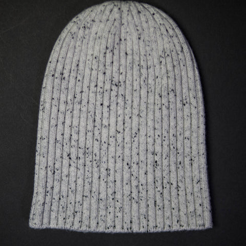 American Trench Cashmere Flecked Frost Knit Hat at The Lodge
