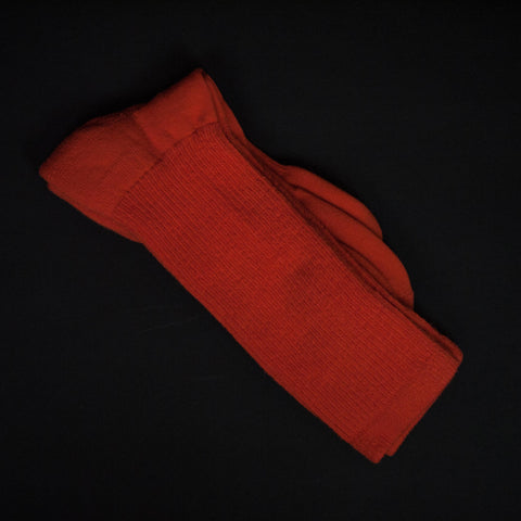 THE MILITARY FLIGHT SOCK ORANGE
