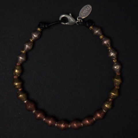 Astali Fallbrook African Beaded Men's Bracelet at The Lodge