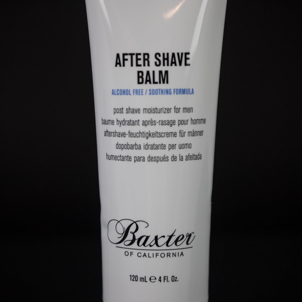 BAXTER AFTER SHAVE BALM - THE LODGE  - 2
