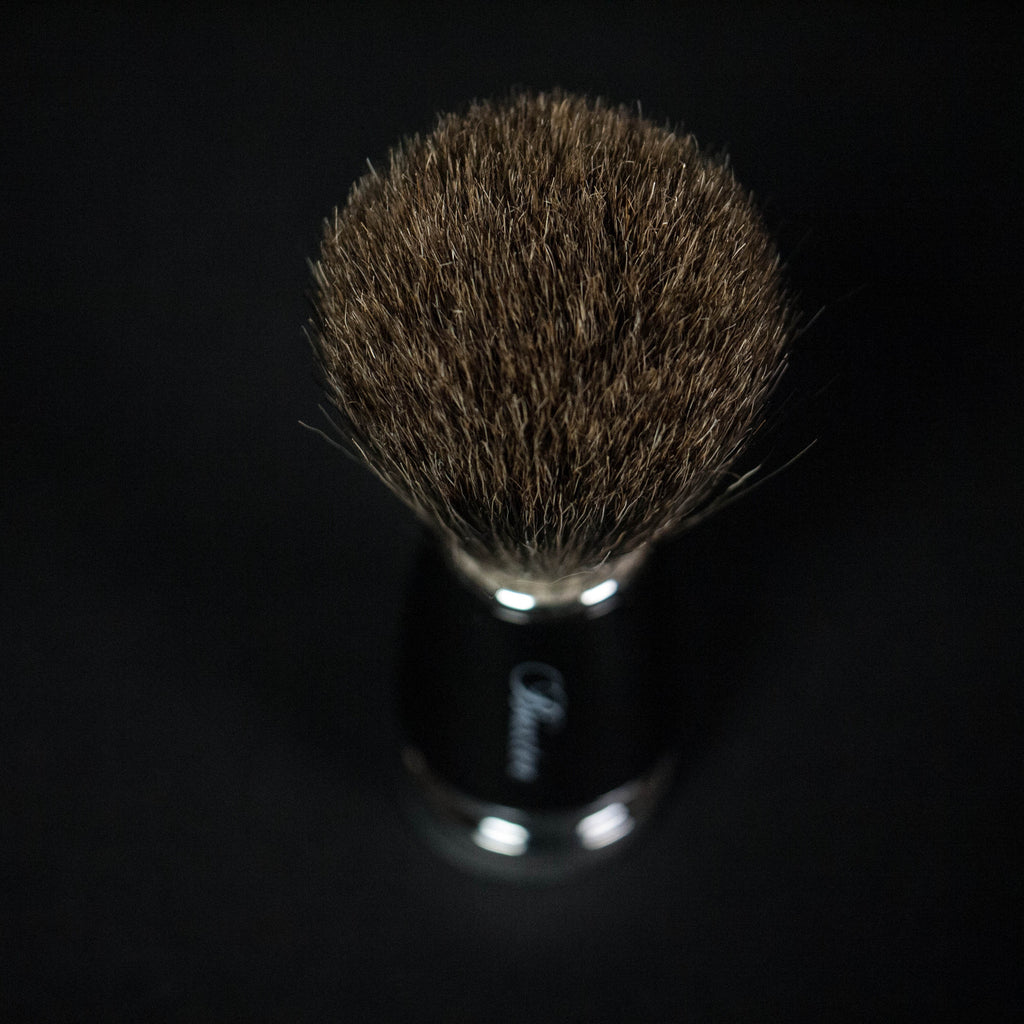 BAXTER BEST BADGER HAIR BRUSH - THE LODGE  - 3