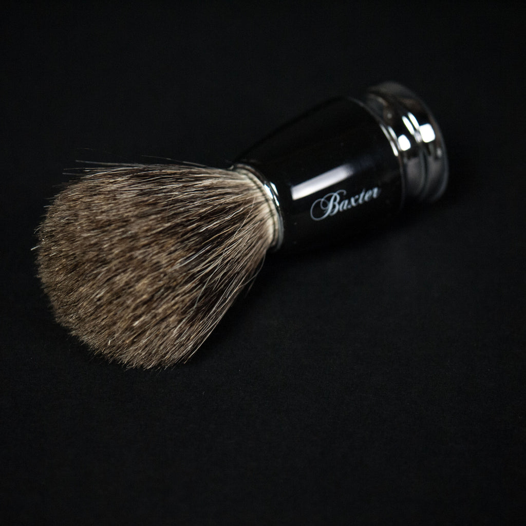 BAXTER BEST BADGER HAIR BRUSH - THE LODGE  - 2