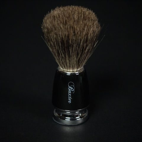 BAXTER BEST BADGER HAIR BRUSH - THE LODGE  - 1