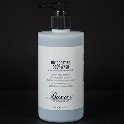 BAXTER BODY WASH BERGAMOT + PEAR - THE LODGE  - 1