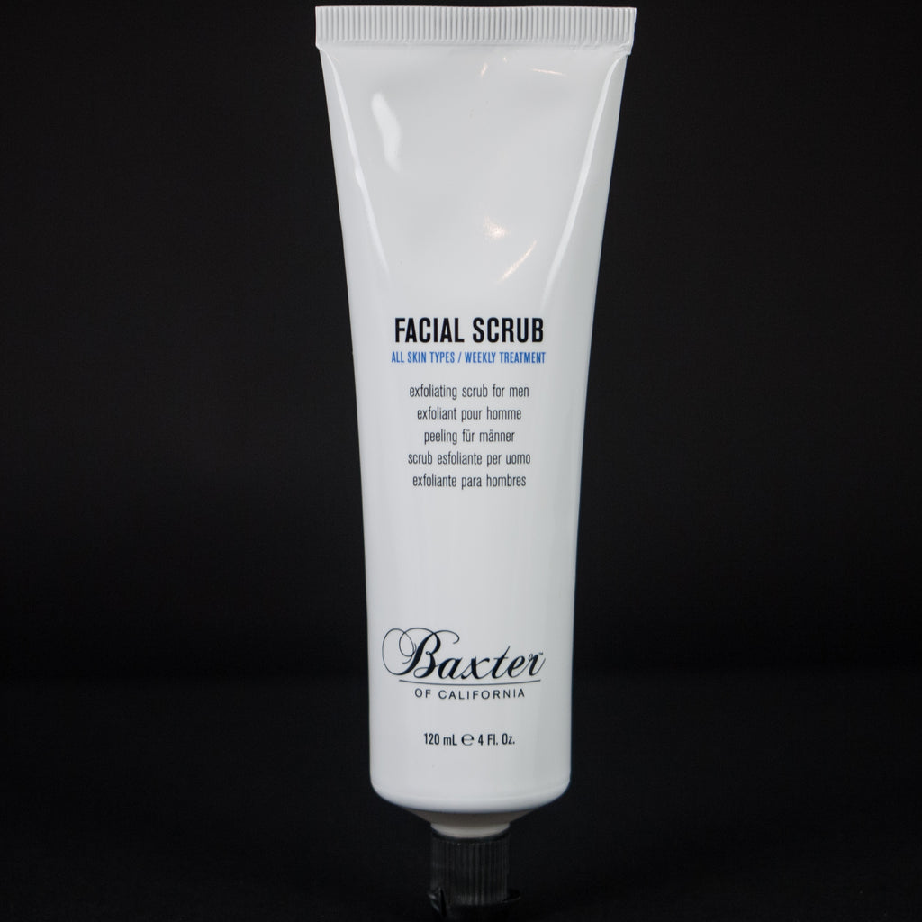 BAXTER NATURAL FACIAL SCRUB - THE LODGE  - 1
