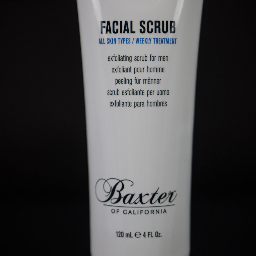 BAXTER NATURAL FACIAL SCRUB - THE LODGE  - 2