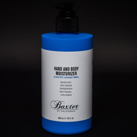BAXTER HAND AND BODY MOISTURIZER - THE LODGE  - 1