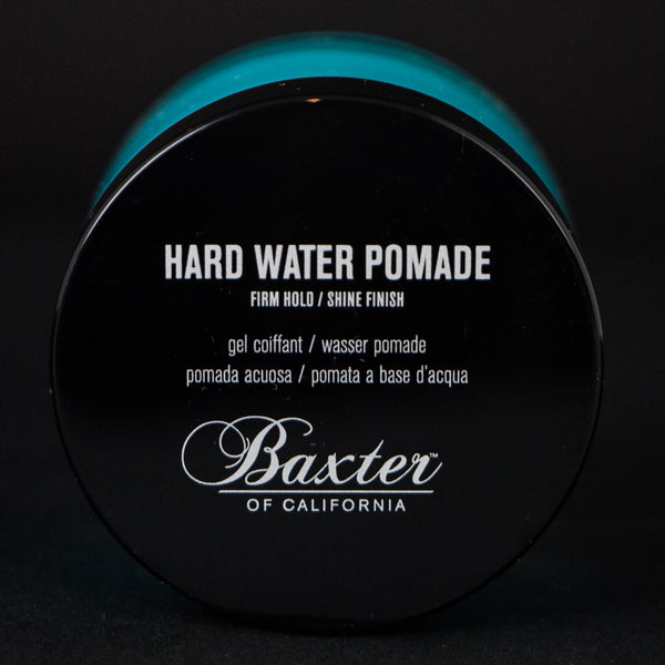 BAXTER HARD WATER POMADE- FIRM HOLD / SHINE FINISH - THE LODGE  - 1