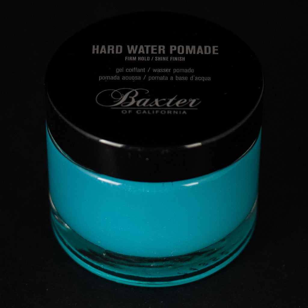 BAXTER HARD WATER POMADE- FIRM HOLD / SHINE FINISH - THE LODGE  - 2