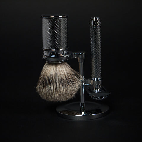 BAXTER DE SAFETY RAZOR SET - THE LODGE  - 1