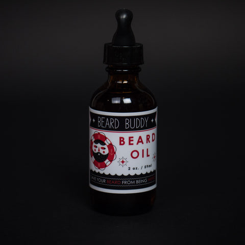 BEARD BUDDY BEARD OIL - THE LODGE  - 1