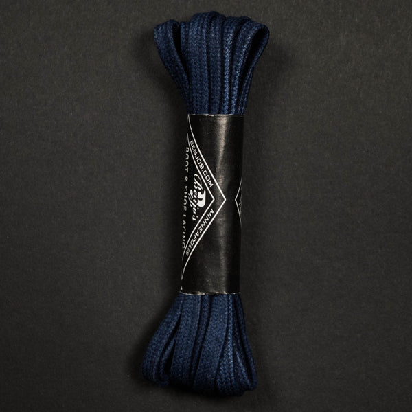 "BENJOS BOOT LACES 36"" THE NEMO BLUE - THE LODGE  - 1"