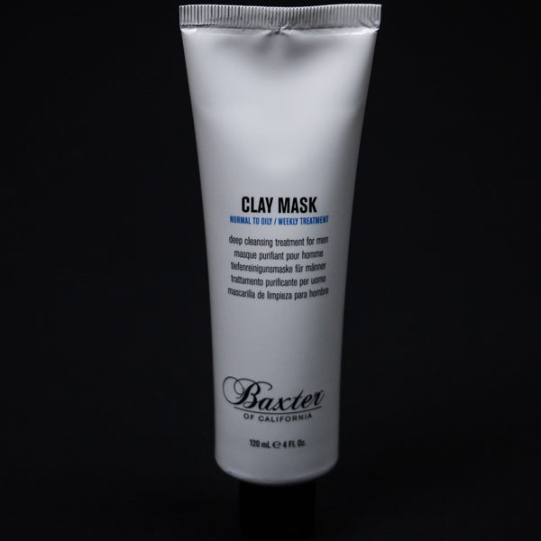 BAXTER CLARIFYING CLAY MASK - THE LODGE  - 1