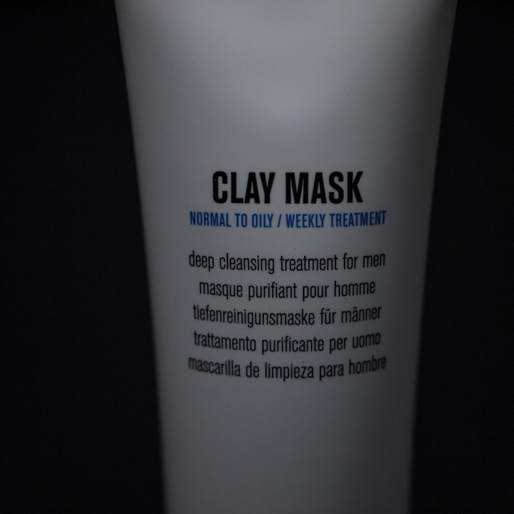 BAXTER CLARIFYING CLAY MASK - THE LODGE  - 2