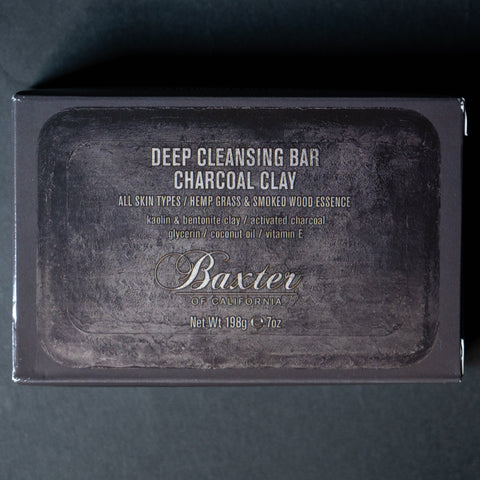 Baxter of California Charcoal Deep Cleansing Soap at The Lodge