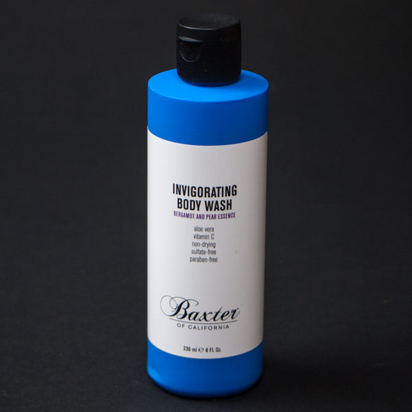 BERGAMOT + PEAR BODYWASH BAXTER- NEW