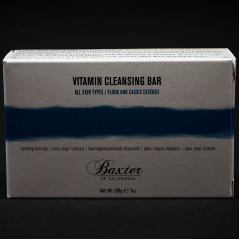 BAXTER VITAMIN CLEANSING BAR CASSIS - THE LODGE  - 1