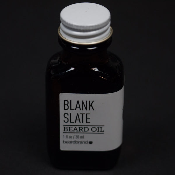BEARD OIL - BLANK SLATE - THE LODGE  - 1