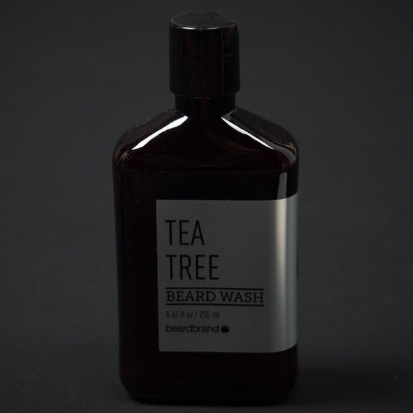 BEARD BRAND BEARD WASH TEA TREE - THE LODGE  - 1