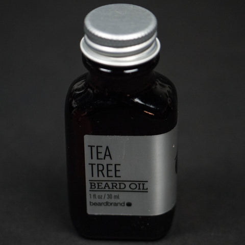 BEARD OIL - TEA TREE - THE LODGE  - 1