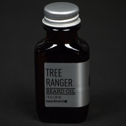 Beard Brand Beard Oil Tree Ranger at The Lodge
