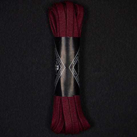 "BENJOS SHOE LACES 54"" ROSSO SCUDERIA - THE LODGE  - 1"
