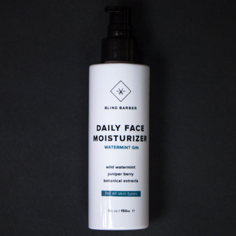 Blind Barber Men's Daily Moisturizer at The Lodge