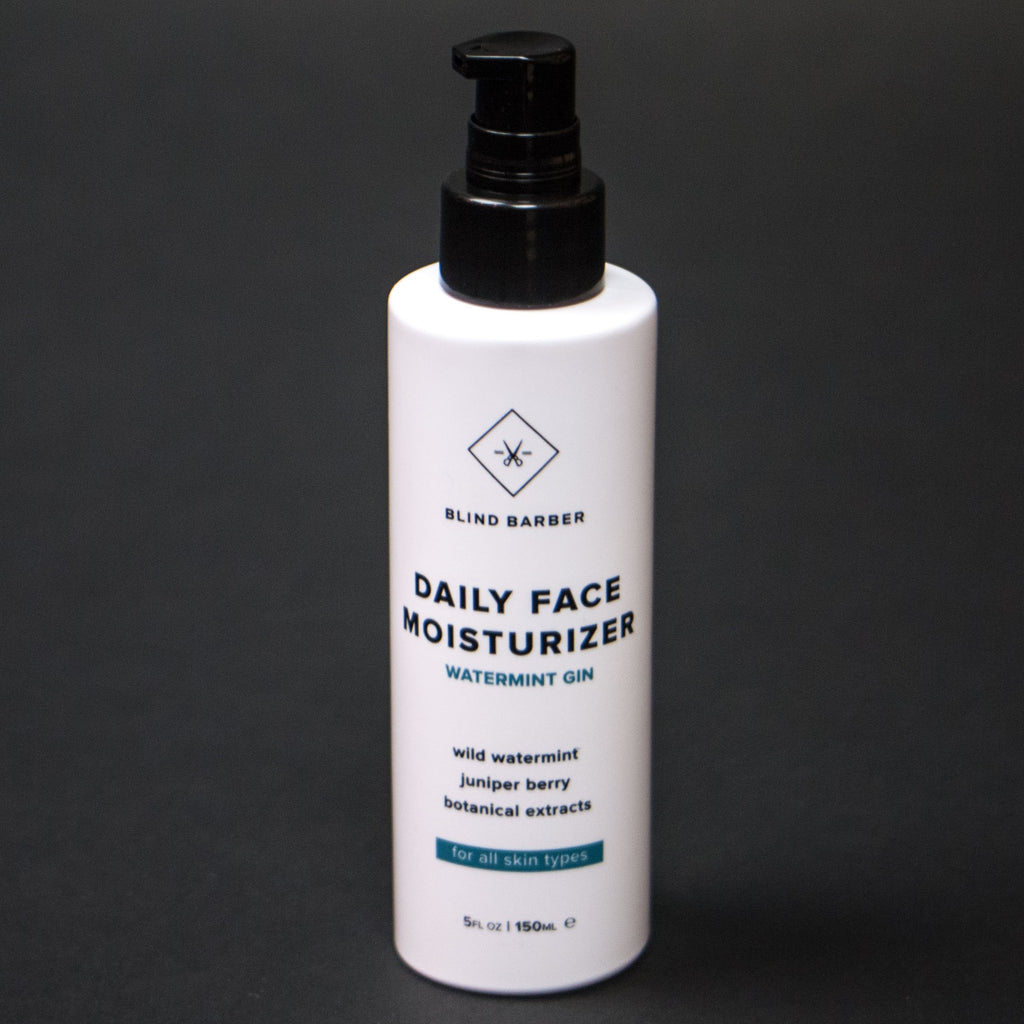 DAILY FACE MOISTURIZER BLIND BARBER