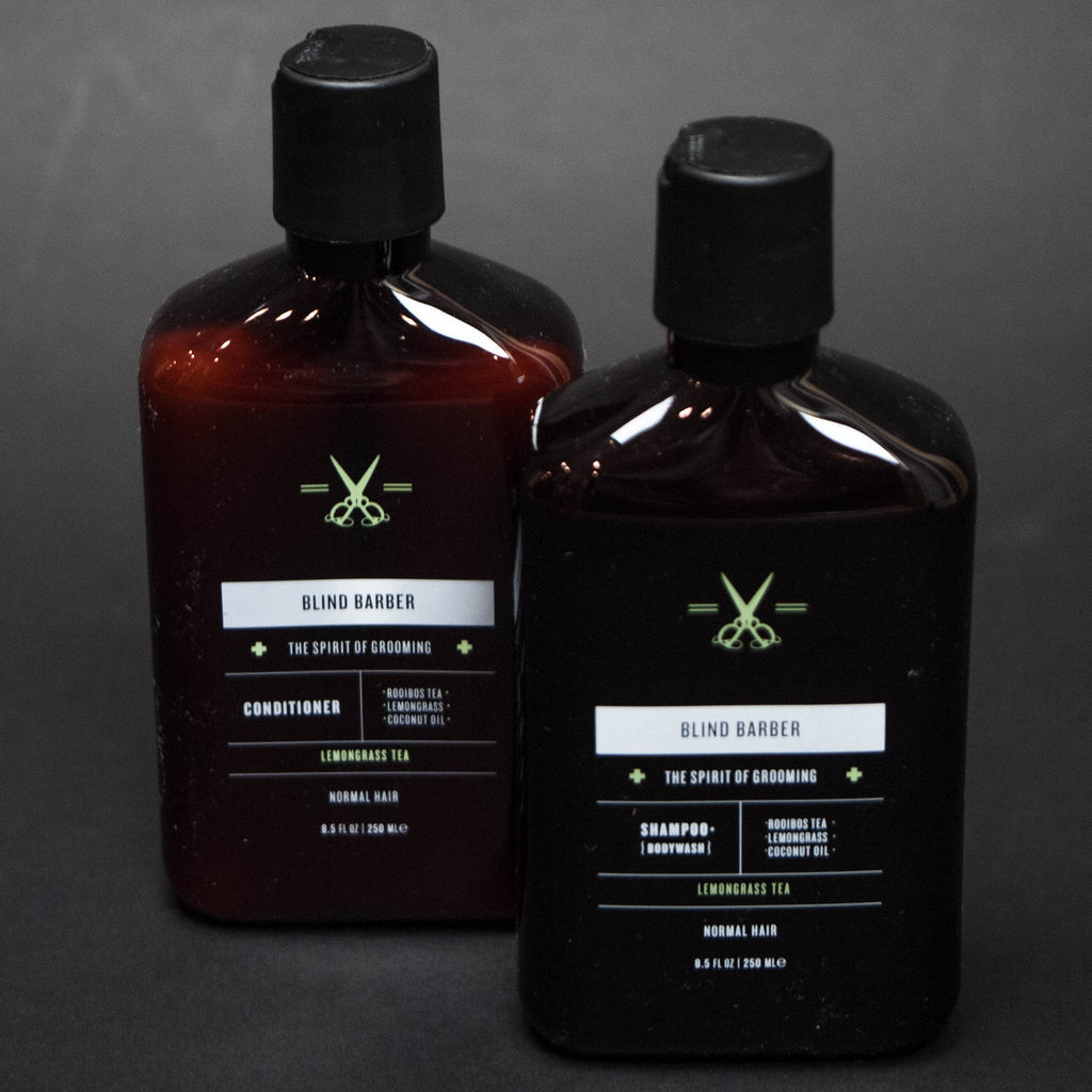 LEMONGRASS TEA SHAMPOO BLIND BARBER