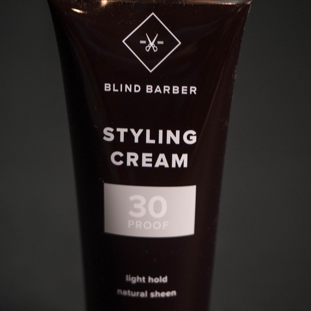 30 PROOF STYLING CREAM BLIND BARBER